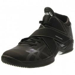 ASICS Naked Ego2  Athletic Basketball Court Shoes - Black -