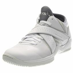 naked ego2 casual basketball court shoes white