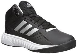 the latest 73e40 1d552 Adidas Men s Neo Cloudfoam Ilation Mid Wide Basketball Shoes