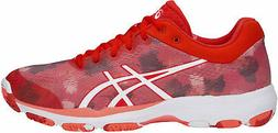 Asics Netburner Professional FF Womens Netball Shoes - Red