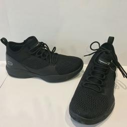 fd59bcaa05f New Champion Clutch Lace Up Men s Basketball Gym Shoes Black