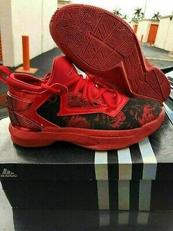 New Adidas D Lillard 2.0 Junior AQ8728 Basketball Shoes Big