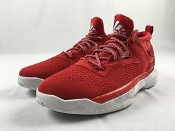 NEW adidas D Lillard - Red Basketball Shoes