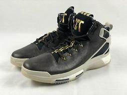 NEW adidas D Rose - Brown Basketball Shoes