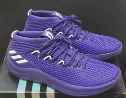 New Adidas Dame 4 Men's Basketball Shoes Purple Damian Lilla