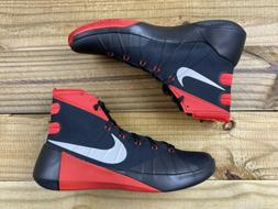 NEW Nike Hyperdunk 2015 Basketball Shoes Sz 13 Black Univers