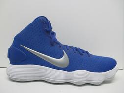 NEW - NIKE Hyperdunk 2017 TB Mid Basketball Shoes - Blue - 8