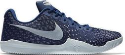 New Nike Kobe Mamba Instinct Mens Basketball Shoes Blue Blac