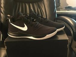 New Nike Men's Nike LeBron Witness III Shoes  Black/Cool Gre