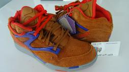 New Men's Size 9.5 Reebok Basketball Shoes Pump Omni Lite Re