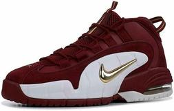 NEW NIKE MENS AIR MAX PENNY HOUSE PARTY TEAM RED 685153-601