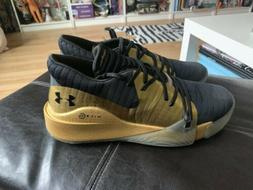 New Men's Under Armour Spawn Anatomix Basketball Shoes Sz