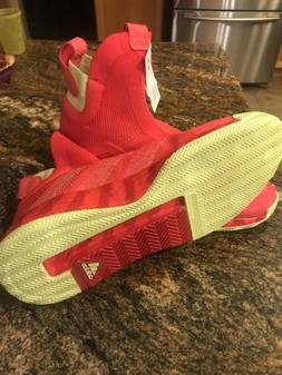 NEW Adidas Next Level Basketball Shoes N3XT L3V3L Shock Red