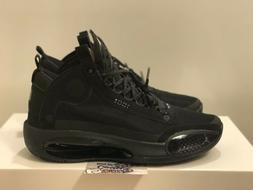 New Nike Air Jordan XXXIV 34 Black Cat Retro Basketball Shoe