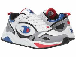 New Champion NXT Sneakers Basketball Style Shoes White & Con