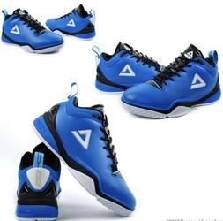NEW PEAK Jason Kidd 4 IV BLUE Men's Basketball Shoes  - Look
