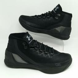 *NEW* Under Armour Stephen Curry 3  Mid Top Basketball Shoes