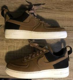 NIB Nike Air Force 1 Low Premium Carhartt WIP Ale Brown Shoe