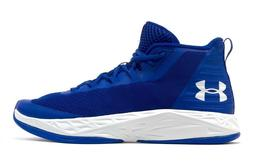 NIB MEN'S UNDER ARMOUR 3020623 400 UA JET MID BASKETBALL ROY