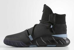 NIB adidas Originals Tubular X 2.0 Primeknit Black Grey Four