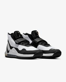 Nike Air Force Max Basketball Shoes White Black Oreo Crimson