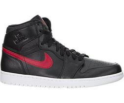 Nike Jordan Men's Air Jordan Retro High Black/Gym Red/Black/
