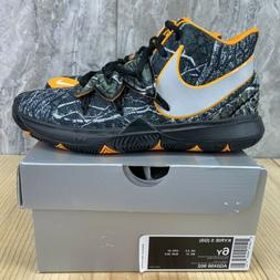 Nike Kyrie 5 GS Taco Size 6Y Youth Green Black Multicolor Ba