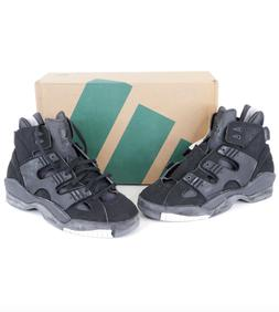 NOS Vintage 90s Adidas EQT Basket Boot Spell Out Basketball