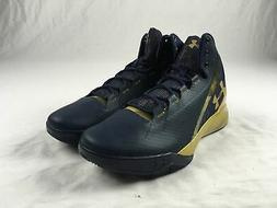 Under Armour Notre Dame Charged Step Back Basketball Shoes M