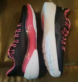 NWOB Basketball Shoes Shock The Game Black White  Warriors