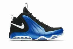 NWT AIR MAX WAVY AV8061-002 BLACK/BLUE/WHITE - BASKETBALL SH