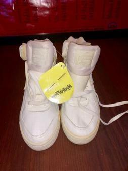 Original 1980's VTG Brooks HYDRO FLOW Hi  Basketball Shoes