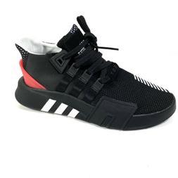 Adidas Originals EQT Bask Adv Mens Shoes Black White AQ1013