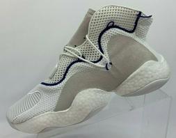 Adidas Originals Men Crazy BYW LVL 1 Boost White Basketball