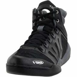 AND1 Overdrive  Athletic Basketball  Shoes - Black - Mens