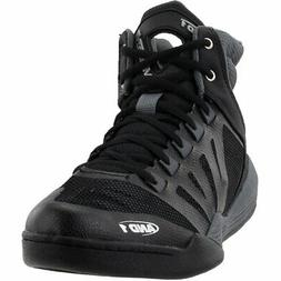 AND1 Overdrive Basketball Shoes - Black - Mens