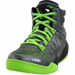 AND1 Overdrive  Casual Basketball  Shoes - Grey - Mens