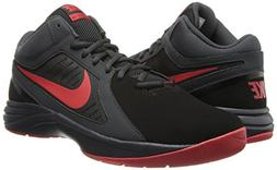 Nike Men's The Overplay VIII NBK Blk/Unvrsty Rd/Anthrct/Drk
