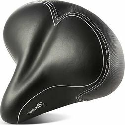 Oversize Comfort Bike Seat Bikeroo Comfortable Replacement B