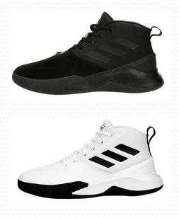 Adidas Own The Game Men's Mid High Top Basketball Shoes Snea