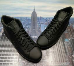 Converse PL 76 Pro Leather 76 Mid Top Triple Black Mens Size