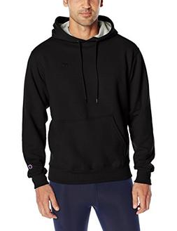 Champion Men's Powerblend Sweats Pullover Hoodie Black L