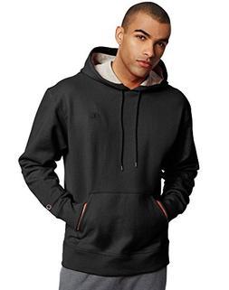 Champion Men's Powerblend Sweats Pullover Hoodie Black L