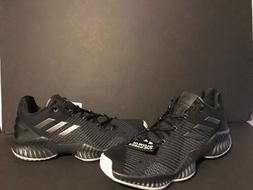 Adidas Pro Bounce 2018 Low Basketball Shoe Black Carbon B418