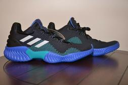 Adidas Pro Bounce 2018 Low Basketball Shoes AC7427 Sz12