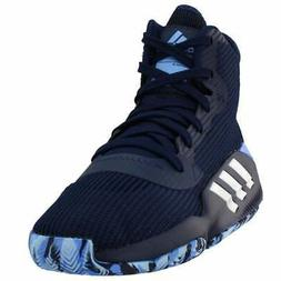 adidas Pro Bounce 2019  Casual Basketball  Shoes - Blue - Me