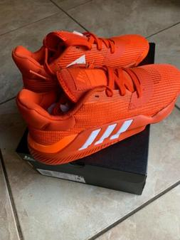 Adidas Pro Bounce 2019 Low Men's Basketball Shoes  Size 9.