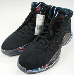 adidas Pro Bounce Madness 2019  Casual Basketball  Shoes Bla