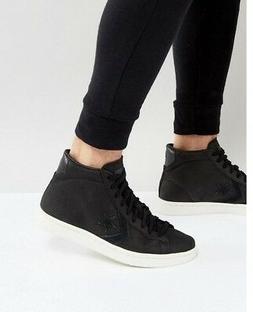 Converse Pro LEATHER 76 Mid Shoes size Men's 10 155647C $80