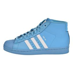 Adidas Originals Pro Model Big Kids Basketball Shoes Cyan/Co